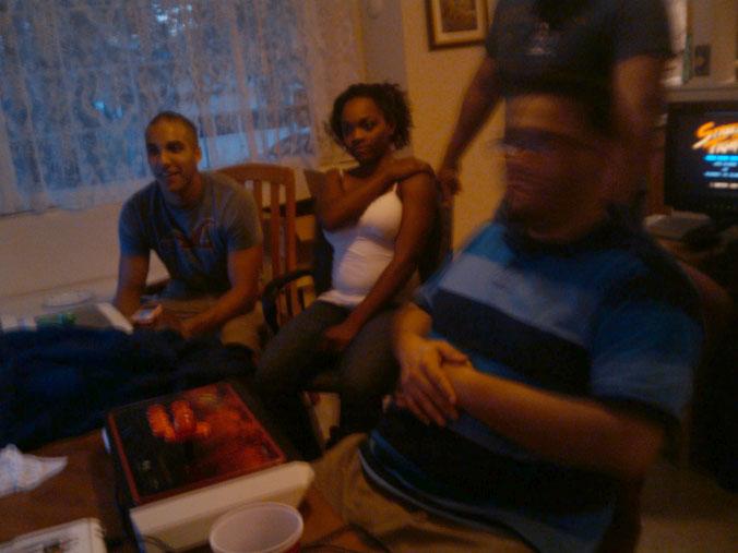 Mabin, Danielle, Smurf