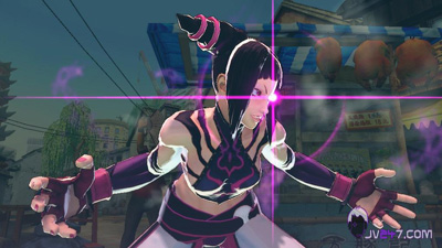 Juri close-up