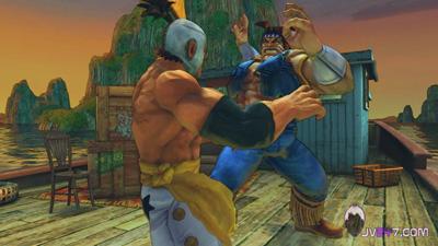 T. Hawk vs El Fuerte