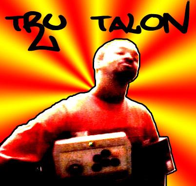 Chauncy Talon w/ 2nd place prize