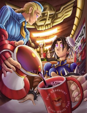 Street_Fighter___Psycho_Coffee_by_PoucasTrancas